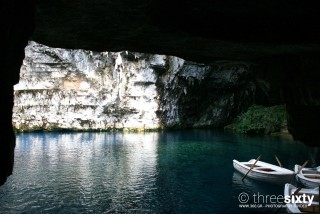 kefalonia island rosa studios cave melisani
