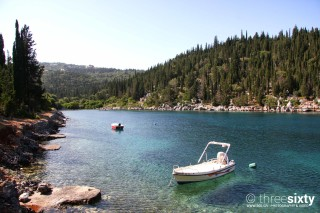kefalonia island rosa studios lake